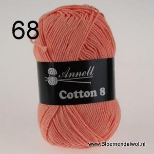 ANNELL Coton 8 -68