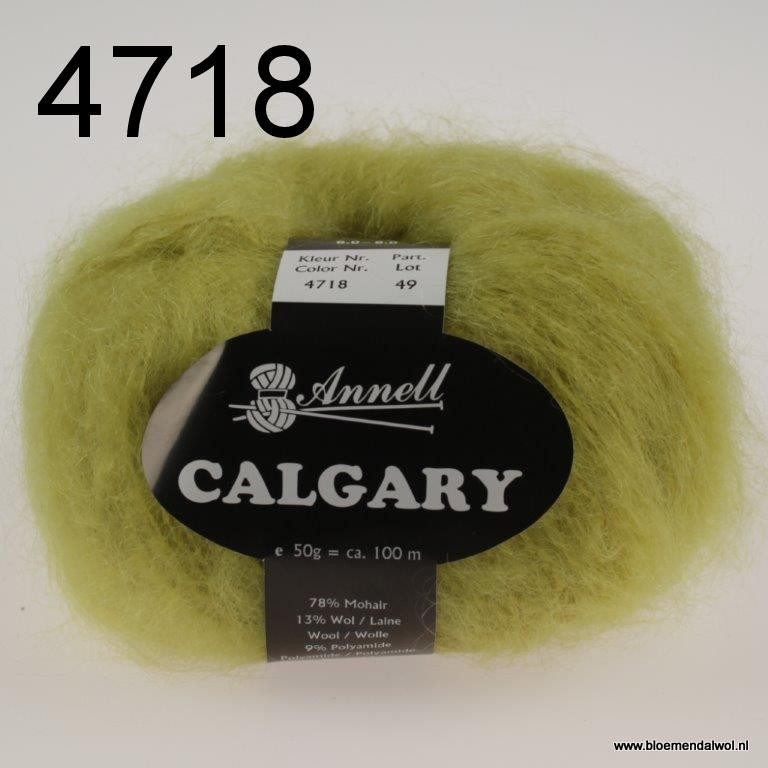 ANNELL Calgary 4718