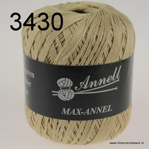 ANNELL Max 3430