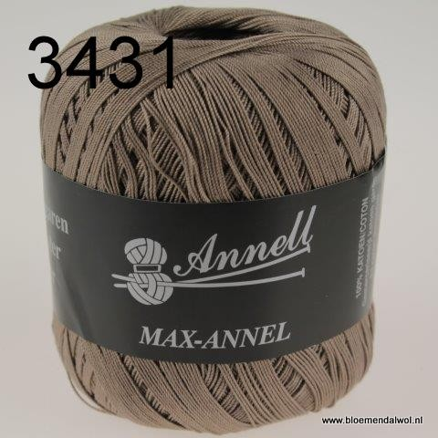 ANNELL Max 3431