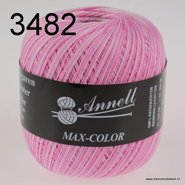 ANNELL Max Color 3482