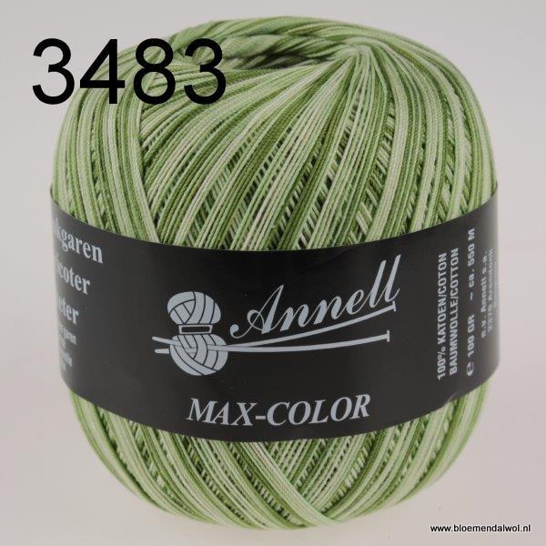 ANNELL Max Color 3483
