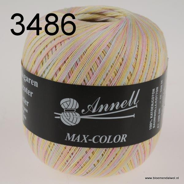 ANNELL Max Color 3486