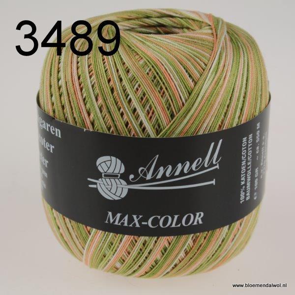 ANNELL Max Color 3489