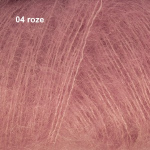 Kid-Silk 04 roze