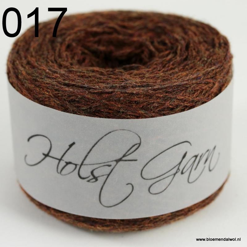 Holst Supersoft-Wool 017 tobacco