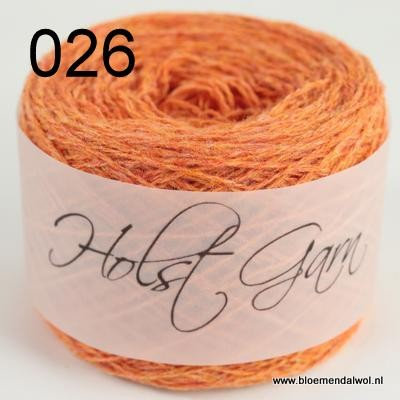 Holst Supersoft-Wool  026 clementine