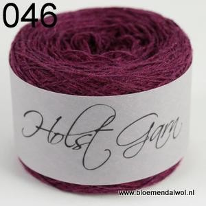 Holst Supersoft-Wool  046 plum