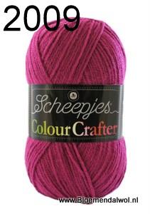 Scheepjeswol Colour Crafter 2009 Kortrijk