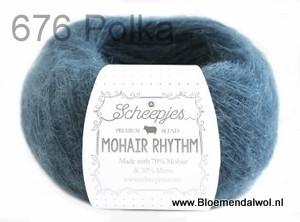 Mohair Rhythm 676 Polka