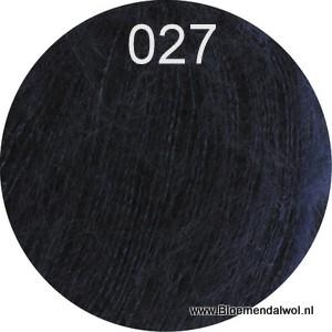 LANA GROSSA Silkhair uni melange 027