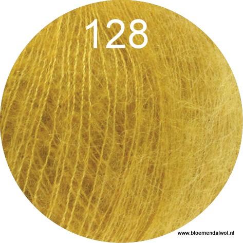 LANA GROSSA Silkhair uni melange 128