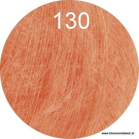 LANA GROSSA Silkhair uni melange 130