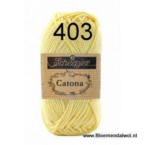 Catona 25 403