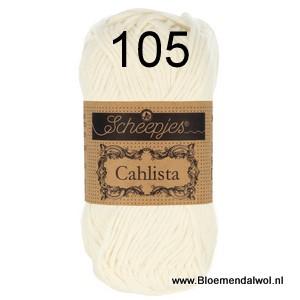 Scheepjes Cahlista 105