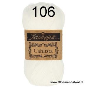 Scheepjes Cahlista 106