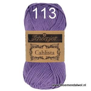 Scheepjes Cahlista 113
