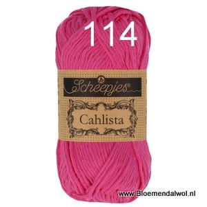 Scheepjes Cahlista 114