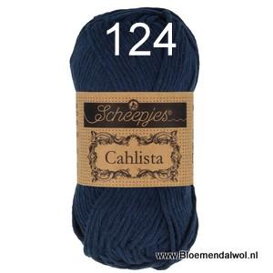 Scheepjes Cahlista 124