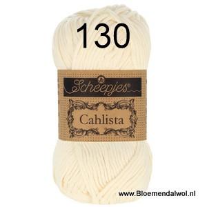 Scheepjes Cahlista 130
