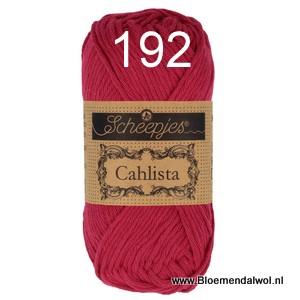Scheepjes Cahlista 192