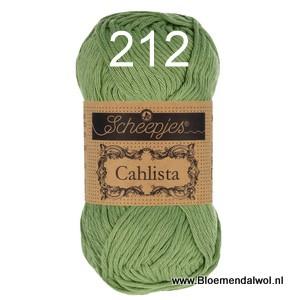 Scheepjes Cahlista 212
