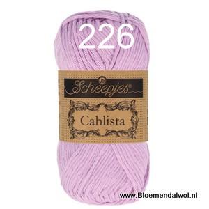 Scheepjes Cahlista 226