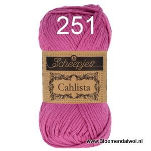 Scheepjes Cahlista 251