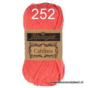 Scheepjes Cahlista 252