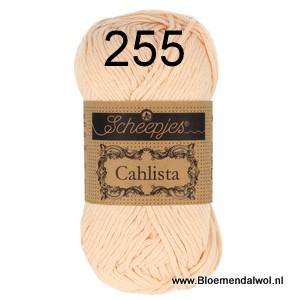 Scheepjes Cahlista 255