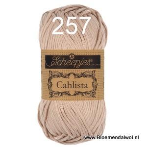 Scheepjes Cahlista 257