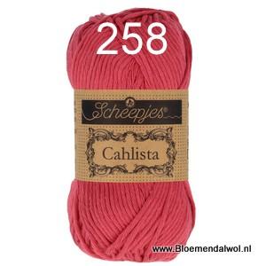 Scheepjes Cahlista 258