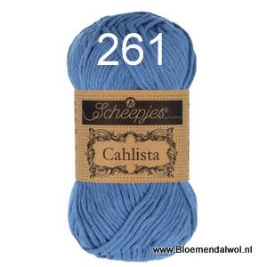 Scheepjes Cahlista 261