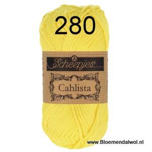Scheepjes Cahlista 280