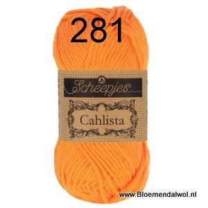Scheepjes Cahlista 281