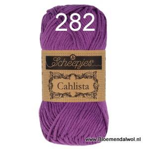 Scheepjes Cahlista 282