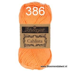 Scheepjes Cahlista 386