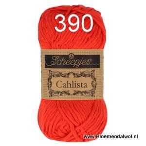 Scheepjes Cahlista 390