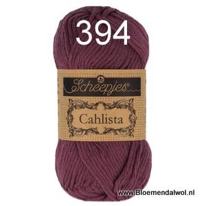 Scheepjes Cahlista 394