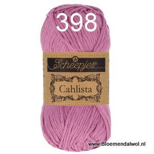 Scheepjes Cahlista 398