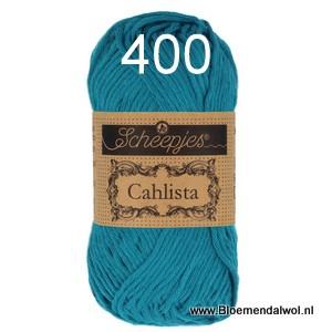 Scheepjes Cahlista 400