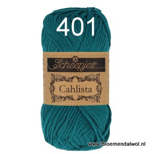 Scheepjes Cahlista 401