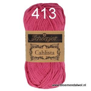 Scheepjes Cahlista 413