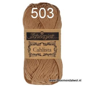 Scheepjes Cahlista 503