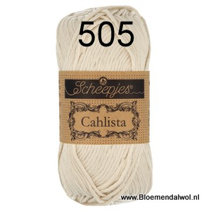 Scheepjes Cahlista 505