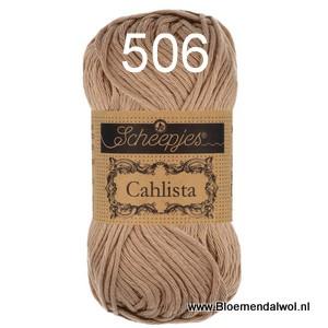 Scheepjes Cahlista 506