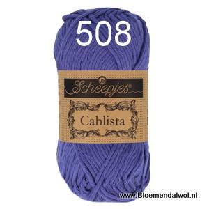 Scheepjes Cahlista 508