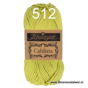 Scheepjes Cahlista 512