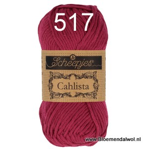 Scheepjes Cahlista 517