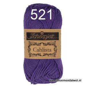 Scheepjes Cahlista 521